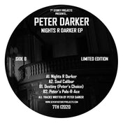 Nights R Darker EP (7th Storey Projects Vinyl)