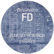 Blue Sky Research (Warm Communications Vinyl)