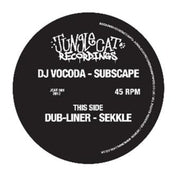 Subscape (Jungle Cat Recs Vinyl)