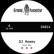 DJ Mommy [hand-numbered] (Vinyl)