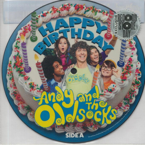 Andy and the Odd Socks - Happy Birthday