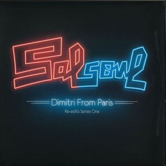 VARIOUS ARTISTS - RSD 2017 : SALSOUL REEDITS SERIES ONE : DIMITRI FROM PARIS