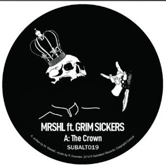Mrshl feat. Grim Sickers - The Crown EP