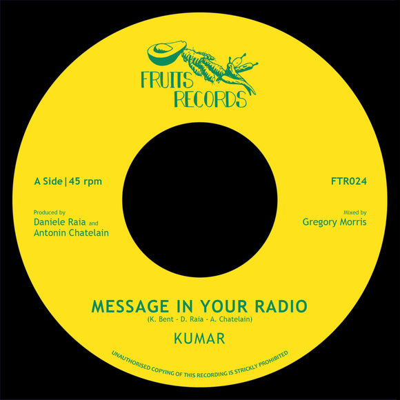 Kumar - Message In Your Radio [7