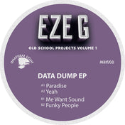 Data Dump EP (Unatural Light vinyl)