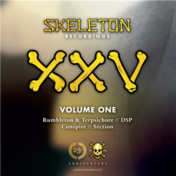 Skeleton XXV Project Volume One (Skeleton vinyl)