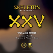 SKeleton XXV Project Volume Three (Skeleton vinyl)