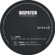 Spirit House EP (Dispatch vinyl)
