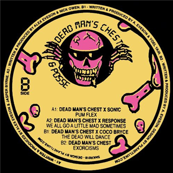 Dead Man's Chest - Dead Man's Chest & Posse
