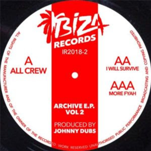 Johnny Dubs - Archives Vol 2