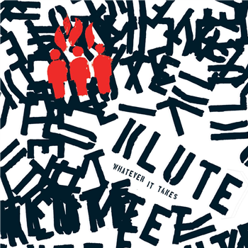 Klute - Whatever It Takes LP [CD]