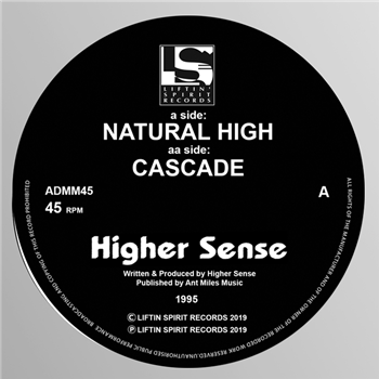 Higher Sense - Natural High