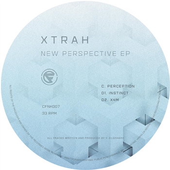 Xtrah - New Perspective EP [C/D Side / Black Vinyl]