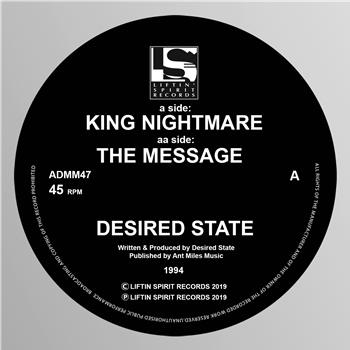 Desired State - King Nightmare