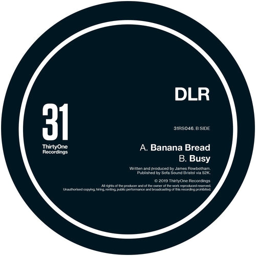 DLR - Banana Bread