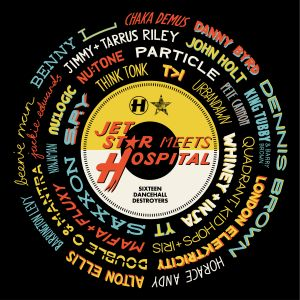 Jet Star Meets Hospital (CD)