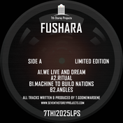 Fushara - Tomorrows Symbolism (7th Storey Projects Vinyl)