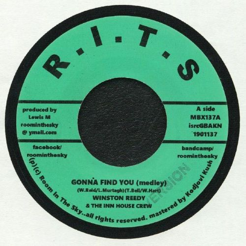 Winston Reedy / The Inn House Crew - Gonna Find You