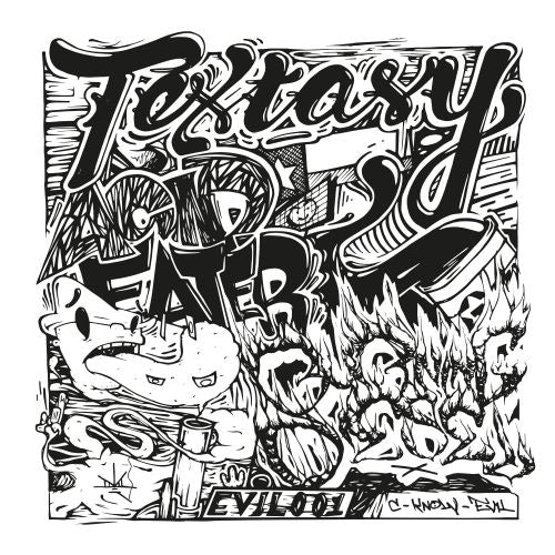 Textasy - Acid Eater / Burning Diesel