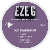 Old Trainers EP (Unatural Light vinyl)