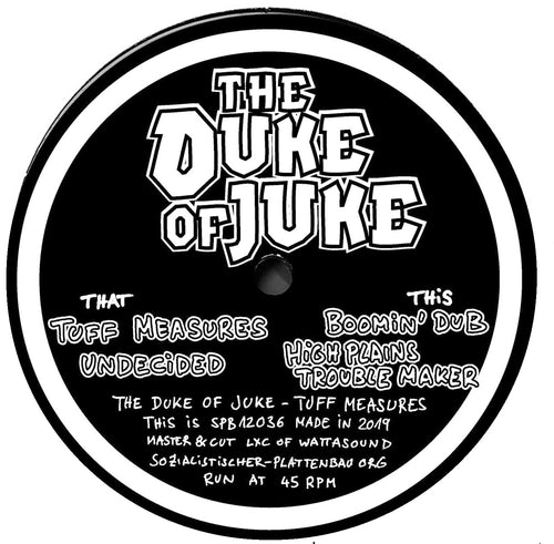 The Duke Of Juke - Dubcore Volume 17