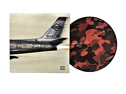 EMINEM - Kamikaze (LIMITED EDITION)