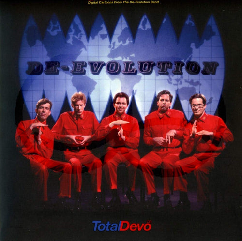 DEVO - Total Devo: 30th Anniversary Deluxe Edition (Happy Sad)