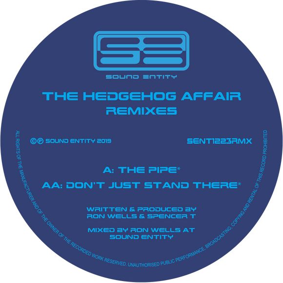 The Hedgehog Affair Remixes