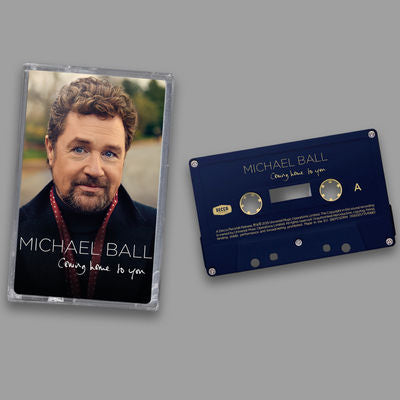 MICHAEL BALL - COMING HOME TO YOU (E) [Cassette]