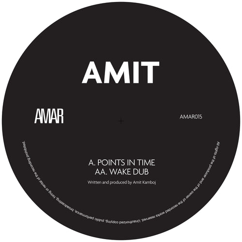 Amit - Points In Time