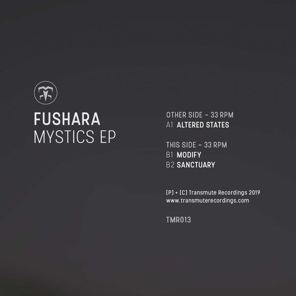 Fushara - The Mystics EP