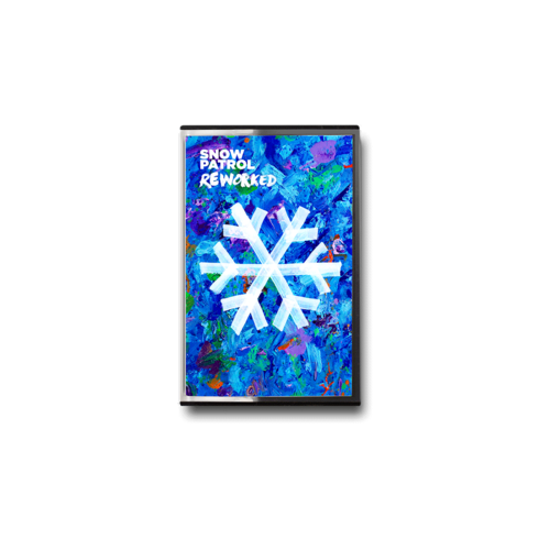 SNOW PATROL - REWORKED [Cassette]