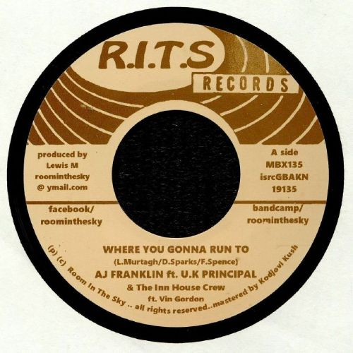 AJ Franklin & The Inn House Crew - Where You Gonna Run To