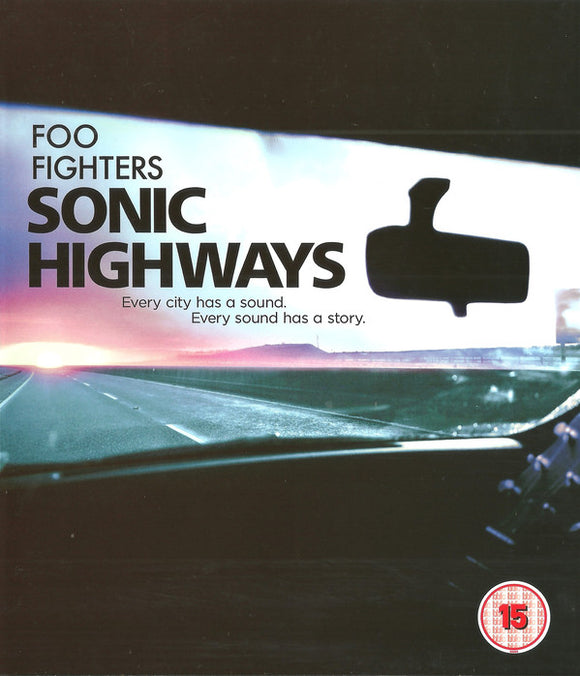 Foo Fighters - Sonic Highways [Blu Ray]
