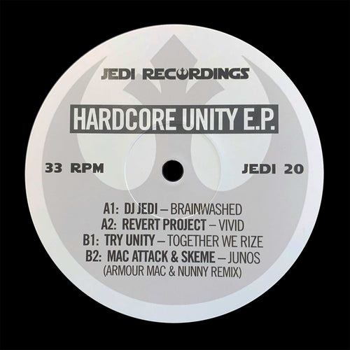 Various Artists - Hardcore Unity EP [Repress]