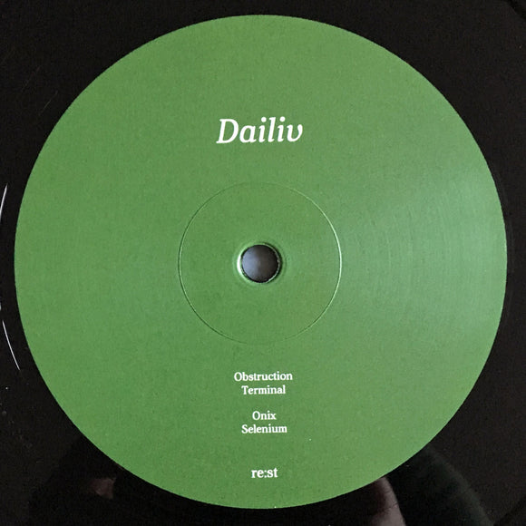 Dailiv  -Obstruction