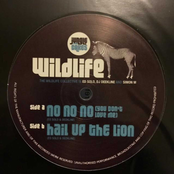 The Wildlife Collective - No No No (You Don't Love Me)
