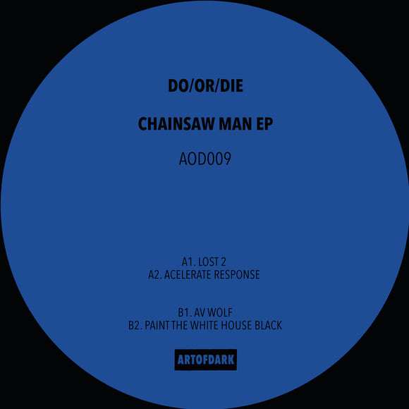 DO/OR/DIE - Chainsaw Man EP