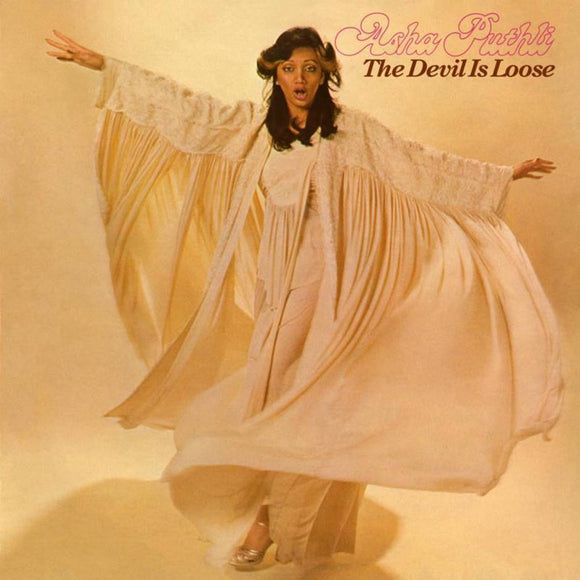 ASHA PUTHLI - THE DEVIL IS LOOSE [Pink Vinyl]
