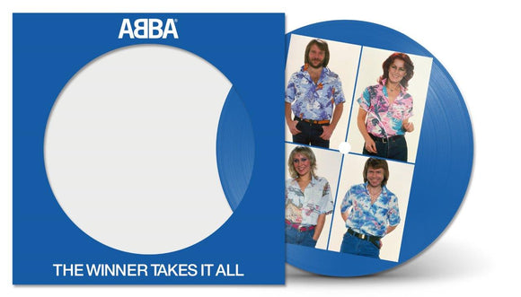 Abba - The Winner Takes It All (Picture Disc)