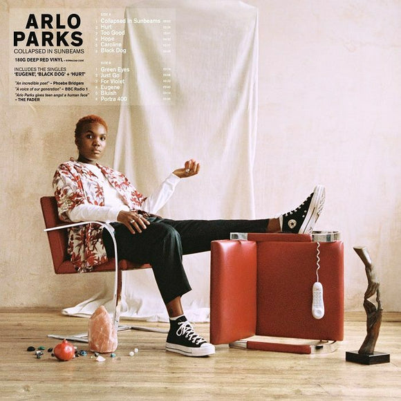 Arlo Parks - Collapsed In Sunbeams [CD]