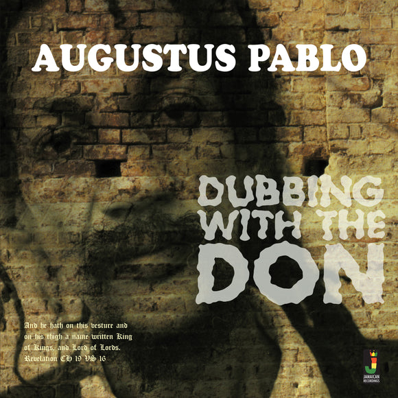 Augustus Pablo - Dubbing With The Don [LP]