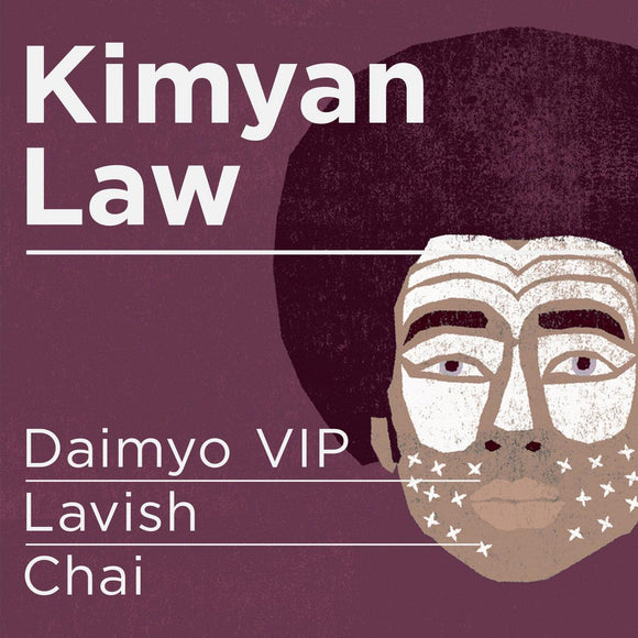 Kimyan Law - Daimyo VIP [label sleeve]