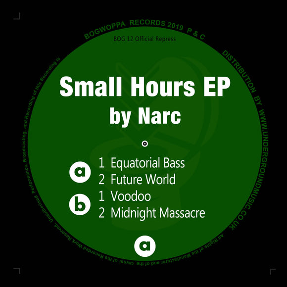 Narc - Small Hours