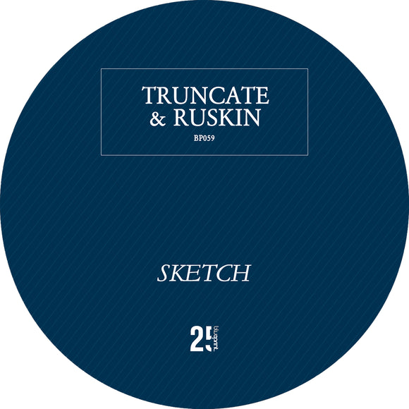 Truncate & James Ruskin - Sketch