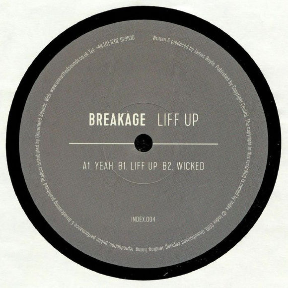 BREAKAGE - Liff Up
