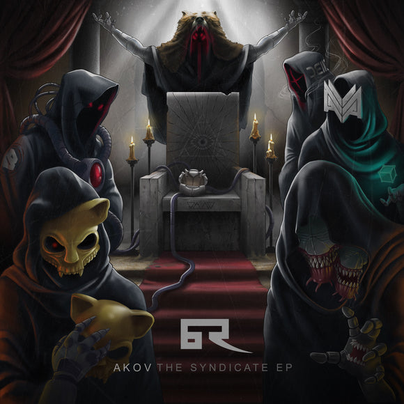 AKOV - The Syndicate EP