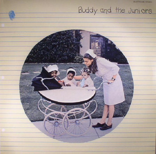 BUDDY GUY - BUDDY GUY AND THE JUNIORS
