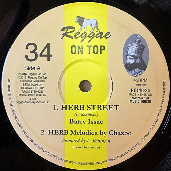 Barry Issac - Herb Street