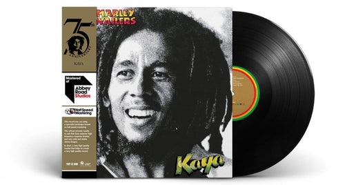 Bob Marley & The Wailers - Kaya (Half-Speed Master)